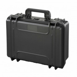 Mala Rígida MAX430CAM c/ Divisórias (46x36x18cm)