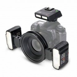 Meike Kit Flash Macro MK-MT24 TTL p/ Sony