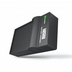 Newell Carregador DC-USB de Baterias NP-F, NP-FM