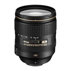 Nikkor AF-S VR 24-120mm f/4 ED