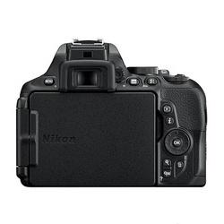 Nikon D5600 + AFP 18-55 VR (Estojo + eBook)