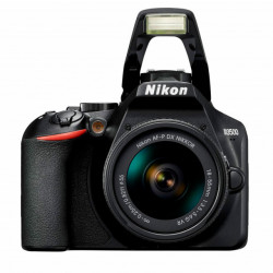 Nikon Kit D3500 + AFP DX 18-55 VR + Estojo + eLivro