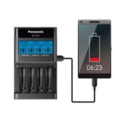 Panasonic Eneloop Pro Carregador BQ CC65