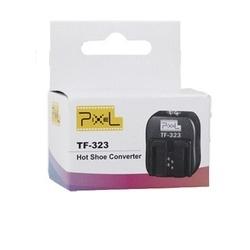 Pixel Adaptador de Sapata TTL c/ Ligação Sincronismo p/ Sony (TF-323)