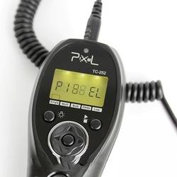 Pixel Disparador e Temporizador TC-252/DC0 p/ Nikon (MC-30)