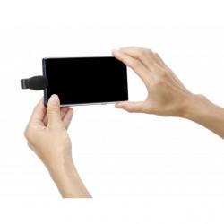 Saramonic Microfone Plug & Play SmartMic UC Mini