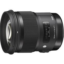 Sigma 50mm f/1.4 ART DG HSM p/ Canon