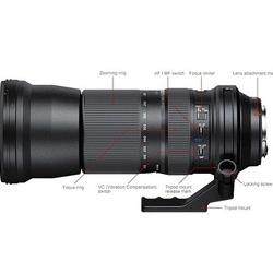 Tamron 150-600mm f/5-6.3 AF SP DI VC USD p/ Nikon