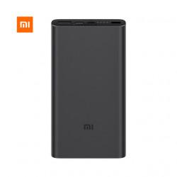 Xiaomi Mi Power Bank 3 10.000 mAh 18 W Fast Charge Black EU