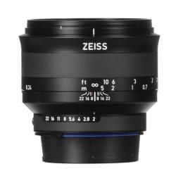 Zeiss Milvus 50mm f/2 Macro p/ Nikon F