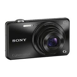 Sony CYBER-SHOT WX220 preta