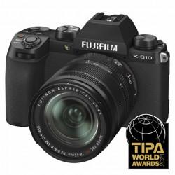 Fujifilm X-S10 + XF18-55mm f/2.8-4 R LM OIS