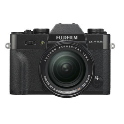 Fujifilm X-T30 Black + XC15-45mm