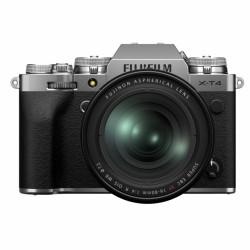 Fujifilm X-T4 Silver + XF16-80mmF4 R OIS WR Silver