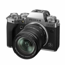 Fujifilm X-T4 Silver + XF18-55 F2.8-4 R LM OIS Kit