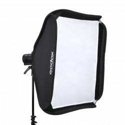 Godox Softbox Foldable 80X80 c/ S2 Bracket e Grelha (SGVV8080)
