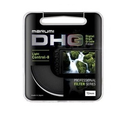 Marumi Filtro ND8x DHG Light Control 58mm