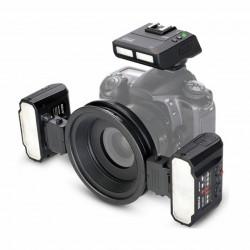 Meike Kit Flash Macro MK-MT24 TTL p/ Canon