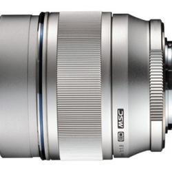 Olympus M.Zuiko D. ED 75mm f/1.8 Macro Prata