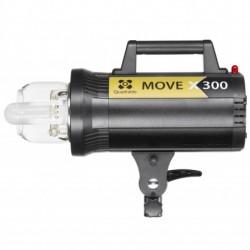 Quadralite Flash Estúdio Move X 300