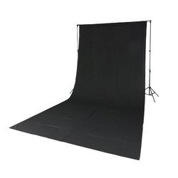 Quadralite Fundo de Pano Ultra Black 2.85 x 6mt