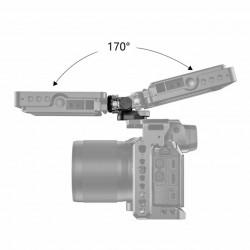SmallRig Suporte p/ Monitor Giratório e Inclinável (BSE2348)