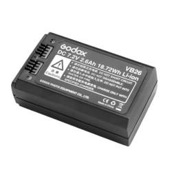 Godox Bateria VB26 p/ Flash V1