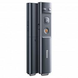 Baseus Controle Remoto de Ponto Laranja para PPT, Laser Wireless Presenter (ACFYB-0G)