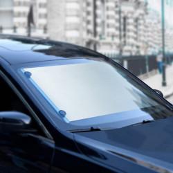 Baseus Cortina Retrátil c/ Ventosa p/ Vidro Dianteiro Carro 1.4mt Silver (CRZYD-B0)