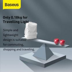 "Baseus Mochila Basica p/ Computador 13"" Dark Gray (LBJN-E06)"