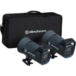 Elinchrom Kit Flash Compacto ELC 500/500 TTL