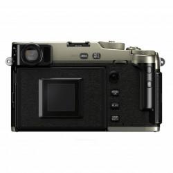 Fujifilm X-Pro 3 Corpo Duratech Silver