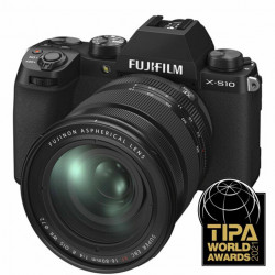 Fujifilm X-S10 + XF16-80mm f/4 R OIS WR