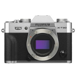 Fujifilm X-T30 Corpo Silver