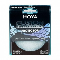 Hoya Filtro Protector Fusion Antistatic 55mm