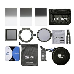Lee Kit de Filtros DELUXE 100mm (LEE100)