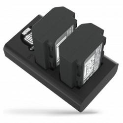 Newell Carregador Duplo de Baterias LP-E6N c/ 2x Baterias LP-E6N