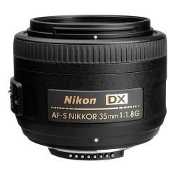 Nikkor DX AF-S 35mm f/1.8G
