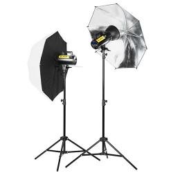 Quadralite Flash Estúdio Move X 200 KIT