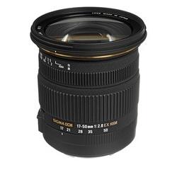 Sigma 17-50mm f/2.8 EX DC OS HSM p/ Canon