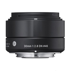 Sigma 30mm f/2.8 DN Black - Sony E
