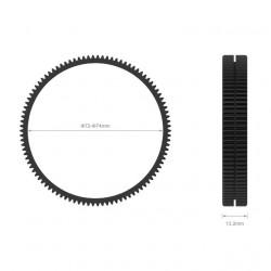 SmallRig 72-74mm Seamless Focus Gear Ring (3293)