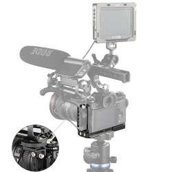 SmallRig L-Bracket p/ Fujifilm X-T3 e X-T2 (2253)