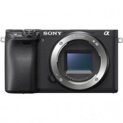 Sony A6400 Corpo Preto