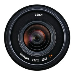 Zeiss Touit 12mm f/2.8 p/ Sony E (APS-C)