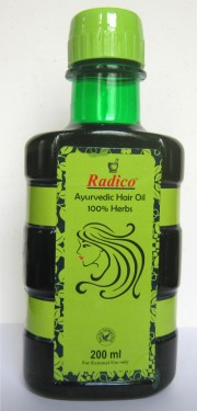 Radico Ayurvedic Hair Oil images