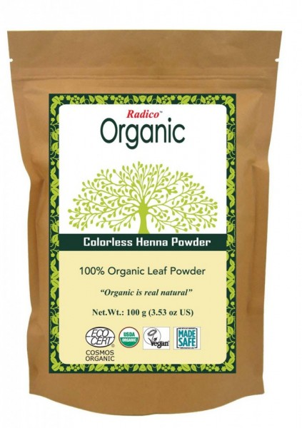 Organic Colorless Henna Powder images