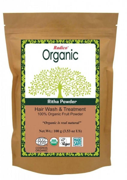 Radico Organic Ritha Powder images