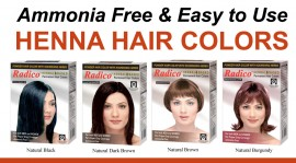 Best Herbal Hair Color Dye (Ammonia Free) images