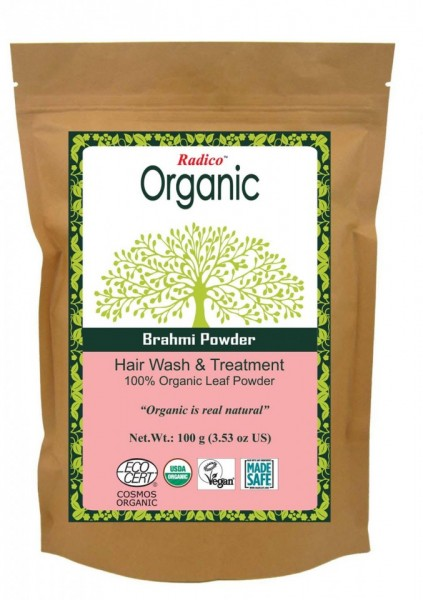 Radico Organic Brahmi Powder images
